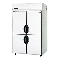 タテ型冷蔵冷凍庫