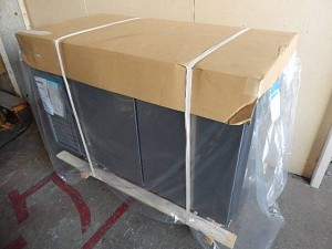 panasonic 台下冷蔵庫 SUR-K1261S