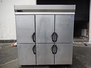 6面冷凍冷蔵庫