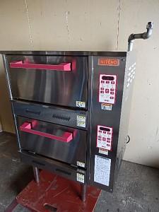 日調 業務用立体炊飯器 2段 ARCX-2G