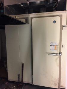 ホシザキプレハブ冷蔵庫1坪